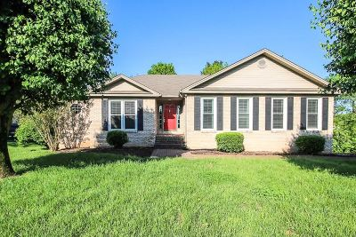 Bowling Green Single Family Home For Sale: 185 Peach Blossom Lane