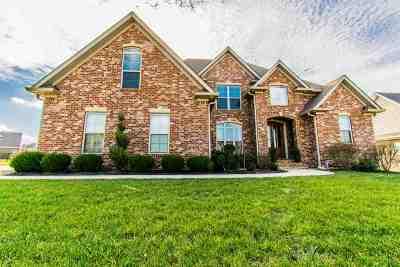 Bowling Green Single Family Home For Sale: 3363 South Glen Gables Blvd