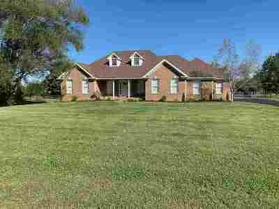 Bowling Green Single Family Home For Sale: 288 Farmer Lane