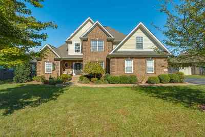 Bowling Green Single Family Home For Sale: 3647 Silver Sun Dr