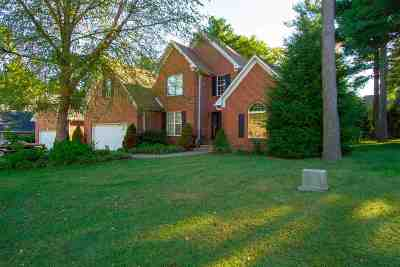 Bowling Green KY Single Family Home For Sale: $284,900