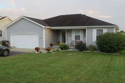 Bowling Green KY Single Family Home For Sale: $159,900