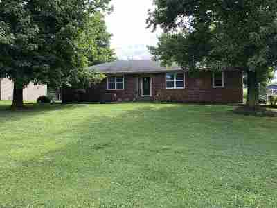 Bowling Green Single Family Home For Sale: 116 Prospect Lane