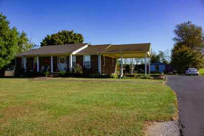 Bowling Green Single Family Home For Sale: 350 Otter Gap Road