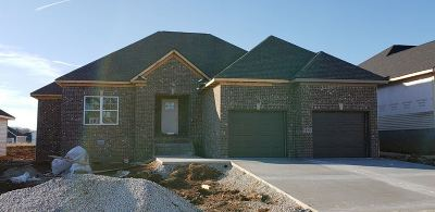 Bowling Green Single Family Home For Sale: 773 Pleasant Meadow Ln