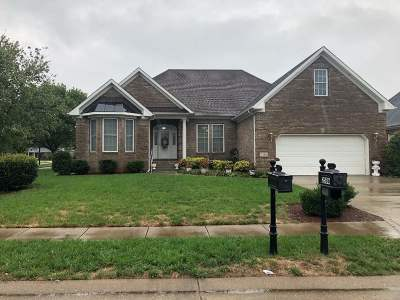Bowling Green Single Family Home For Sale: 2506 Avondale Drive