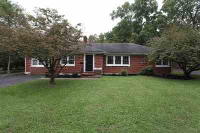 Bowling Green Single Family Home For Sale: 812 Wakefield Street