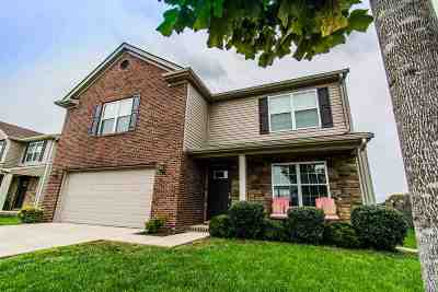 Bowling Green KY Single Family Home For Sale: $255,000