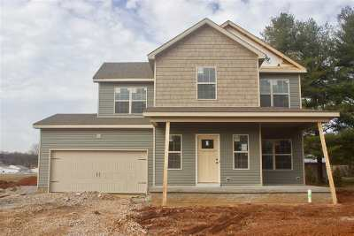 Bowling Green KY Single Family Home For Sale: $204,000