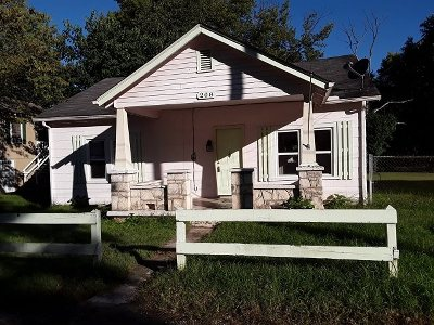 Bowling Green KY Single Family Home For Sale: $59,900