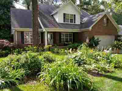 Bowling Green Single Family Home For Sale: 113 Alpine Ct