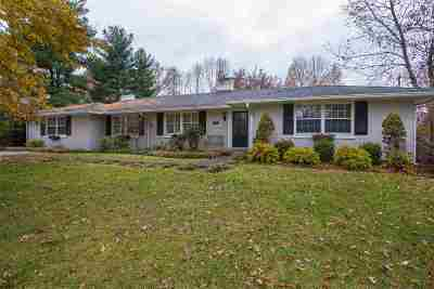 Bowling Green Single Family Home For Sale: 645 Hampton Dr