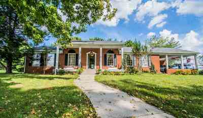 Bowling Green Single Family Home For Sale: 2798 Girkin Road
