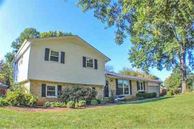 Bowling Green Single Family Home For Sale: 2749 Cheyenne Drive