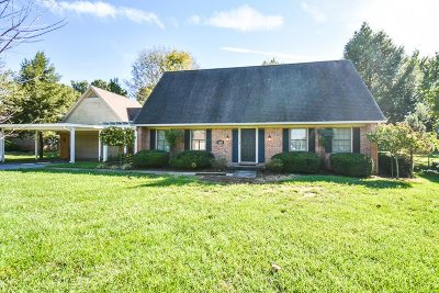 Bowling Green Single Family Home For Sale: 1129 Lois Lane