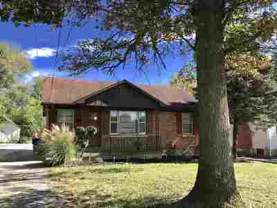 Bowling Green Single Family Home For Sale: 1512 Nutwood Street