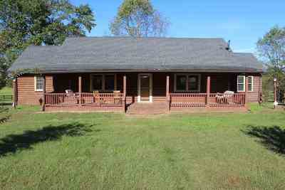 Bowling Green Single Family Home For Sale: 3850 Hunts Bend Rd