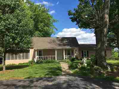 Bowling Green Single Family Home For Sale: 9446 Cemetery Road