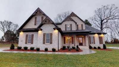 Bowling Green Single Family Home For Sale: 3181 Gable Ridge Lane