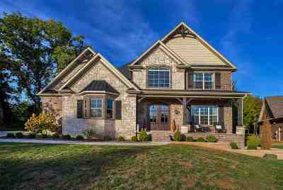 Bowling Green Single Family Home For Sale: 204 Chelsa Court