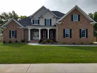 Bowling Green Single Family Home For Sale: 3226 Sunburst Drive