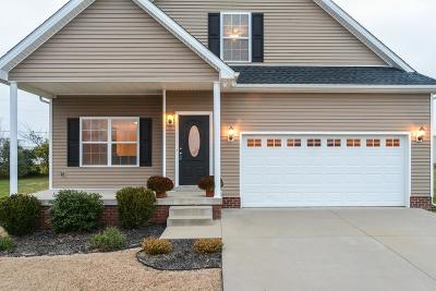 Bowling Green Single Family Home For Sale: 400 Ethan Ct