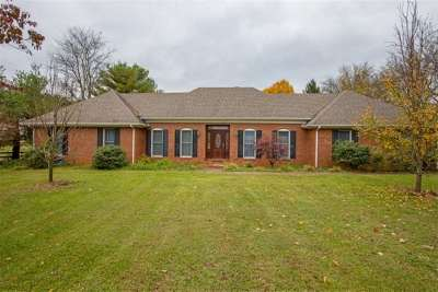 Bowling Green Single Family Home For Sale: 8629 Nashville Rd