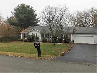 Bowling Green KY Single Family Home For Sale: $199,900