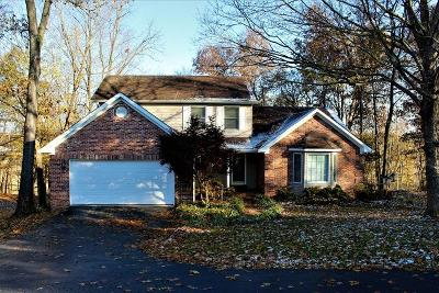Bowling Green Single Family Home For Sale: 131 Big Barren Trail