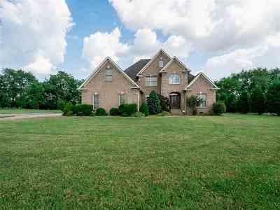 Bowling Green Single Family Home For Sale: 142 Grand Teton Way