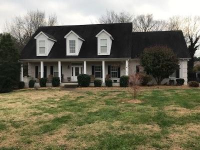 Bowling Green Single Family Home For Sale: 366 Hunterwood Way