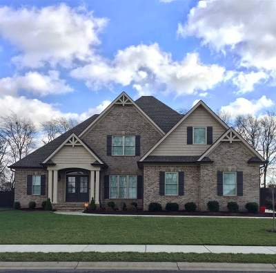 Bowling Green Single Family Home For Sale: 3244 Sunburst Drive
