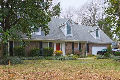 Bowling Green Single Family Home For Sale: 2031 Barberry Court