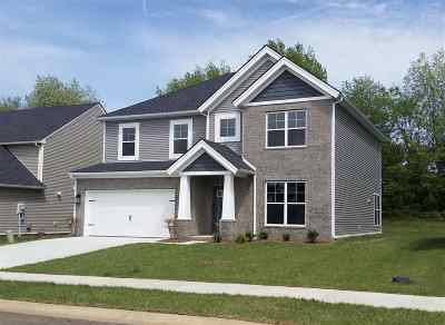 Bowling Green Single Family Home For Sale: 448 Vining Court