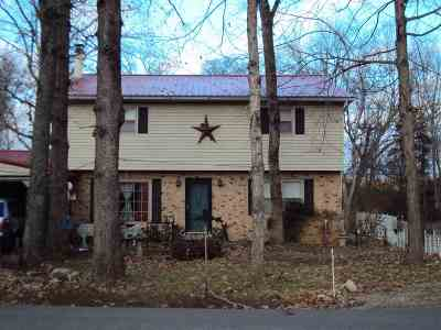Bowling Green Single Family Home For Sale: 404 Morehead Rd