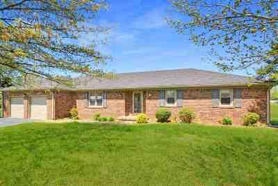 Alvaton Single Family Home For Sale: 313 Mount Lebanon Rd