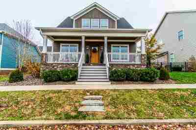 Bowling Green Single Family Home For Sale: 210 Traditions Blvd