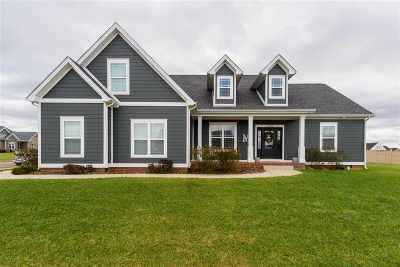 Bowling Green Single Family Home For Sale: 1383 Muirfield Lane