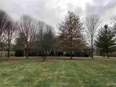 Bowling Green Single Family Home For Sale: 8571 Nashville Road