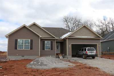 Bowling Green Single Family Home For Sale: 810 Pleasant Meadow Lane