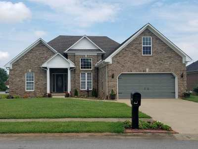 Bowling Green KY Single Family Home For Sale: $259,900
