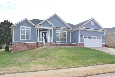 Bowling Green KY Single Family Home For Sale: $205,900