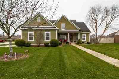 Bowling Green Single Family Home For Sale: 306 Kempton Lane