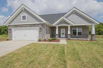 Bowling Green Single Family Home For Sale: 1102 Aristides Drive