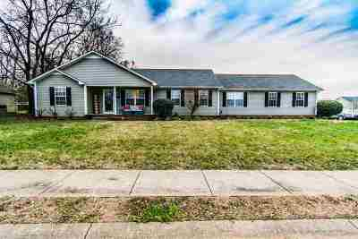 Bowling Green Single Family Home For Sale: 253 Red Maple Street