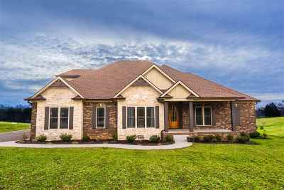 Bowling Green Single Family Home For Sale: 220 Fordes Crossing Drive