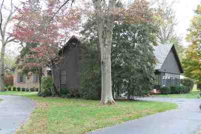 Bowling Green Single Family Home For Sale: 1037 Cave Mill Rd