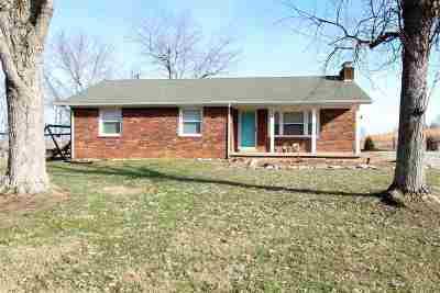 Edmonson County Single Family Home For Sale: 486 Grassland