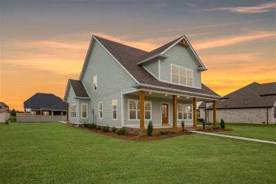 Bowling Green Single Family Home For Sale: 1434 Ivan Downs Blvd