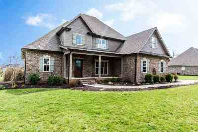 Bowling Green Single Family Home For Sale: 384 Mount Everest Way